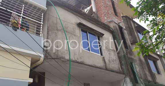 1 Bedroom Flat for Rent in Halishahar, Chattogram - Looking For A Tasteful Home Of 1 Bedroom To Rent In Newmuring R/A ? Check This One