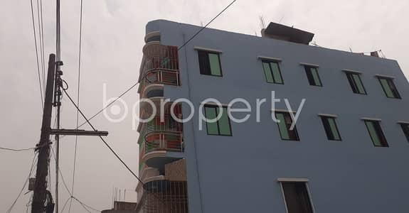 1 Bedroom Apartment for Rent in Halishahar, Chattogram - Express Your Individuality At This Living Space For Rent In Newmuring R/a With Satisfactory Price.