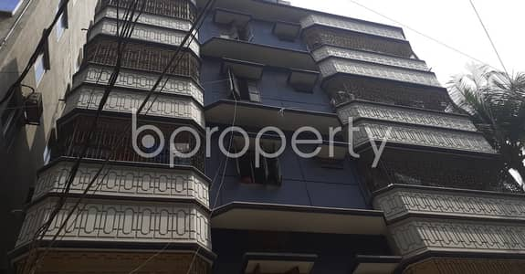 2 Bedroom Apartment for Rent in Dakshin Khan, Dhaka - An Affordable 700 Square Feet Apartment Is Up For Rent Very Next To Gawair Adarsha High School.