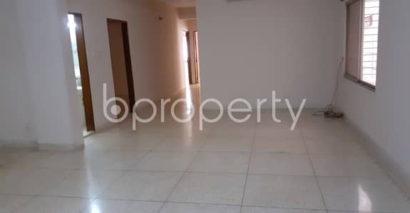 3 Bedroom Apartment for Rent in Dhanmondi, Dhaka - This 2550 Sq Ft Apartment Comes With Peaceful Living In Dhanmondi, For Rent