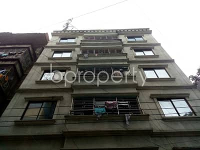 2 Bedroom Flat for Sale in Badda, Dhaka - An Apartment Which Is Up For Sale At South Baridhara Residential Area Near To Siraj Mia Memorial School