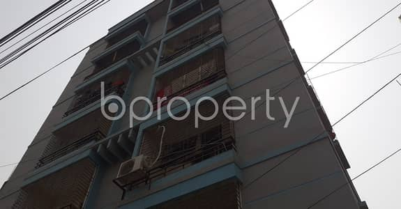 2 Bedroom Apartment for Rent in Dakshin Khan, Dhaka - Situated In South Chalabon, 700 Sq Ft An Apartment Is Up For Rent