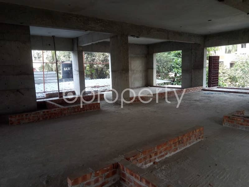 Close To NRB Bank Limited At Banani This 4 Bedroom Residential Apartment For Sale