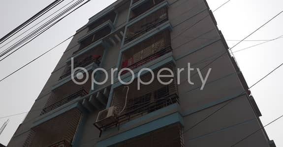 2 Bedroom Flat for Rent in Dakshin Khan, Dhaka - This Vacant Flat Of 700 Sq Ft Located In South Chalabon, Is Up For Rent