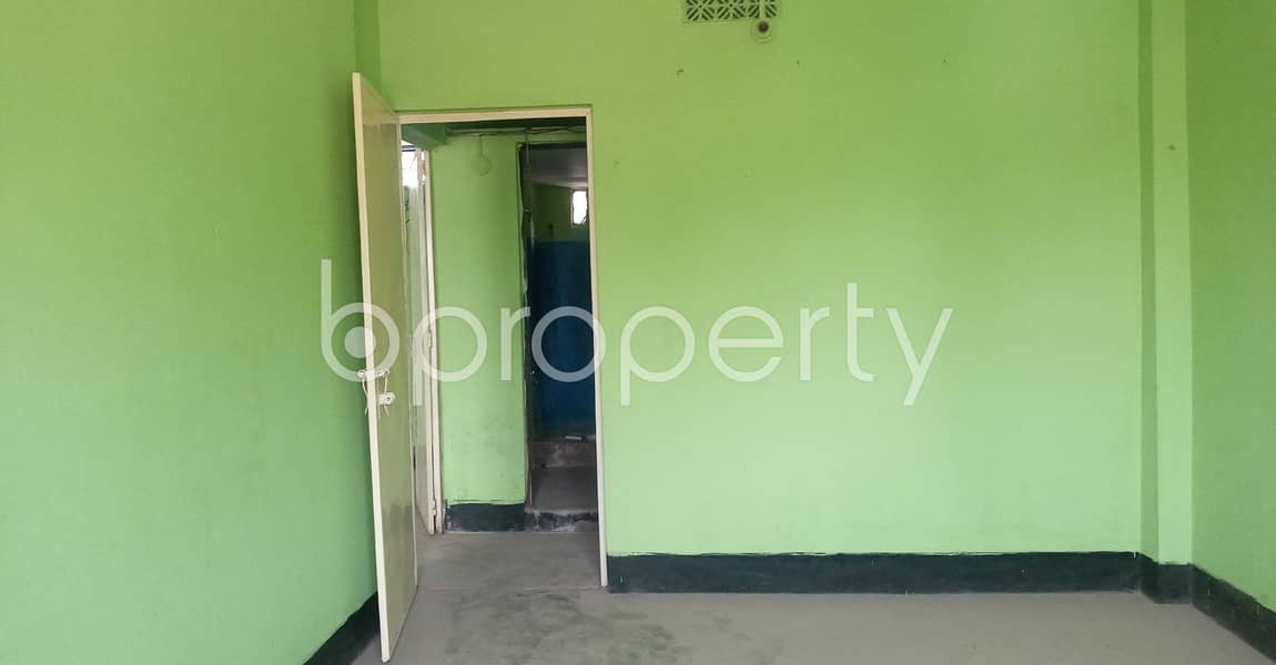 A well sized 720 SQ FT residential home is available for rent at 40 No. North Patenga Ward