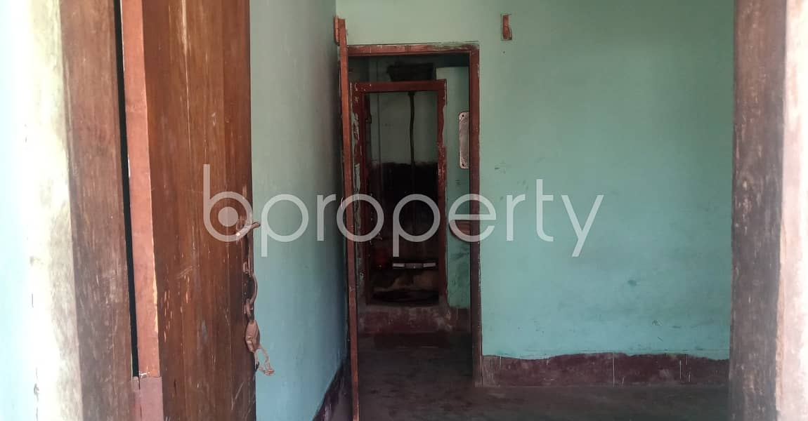 A comfy 720 SQ FT dwelling for a small family is here for rent in Kathgar