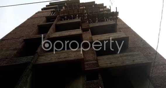 বিক্রয়ের জন্য BAYUT_ONLYএর ফ্ল্যাট - জোয়ার সাহারা, ঢাকা - 1450 Square Feet Large Residential Apartment For Sale Close To Joar Sahara Masjidul Aqsa