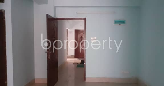 2 Bedroom Flat for Rent in Lal Khan Bazaar, Chattogram - Located at Dampara, 1000 SQ FT residential flat is quite accessible for owning