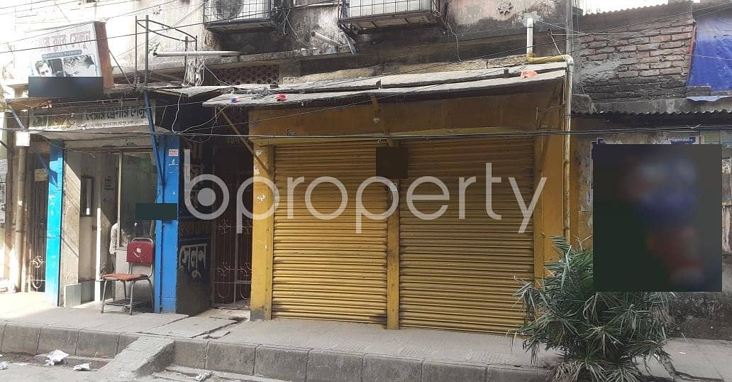 For Your Well Business, This Shop Is For Rent In Rajia Sultana Road, Mohammadpur.