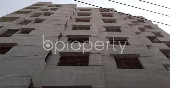 3 Bedroom Apartment for Sale in Bakalia, Chattogram - 1250 Sq. Ft Residential Apartment For Sale Next To Korbanigonj Masjid At Dewan Bazar.