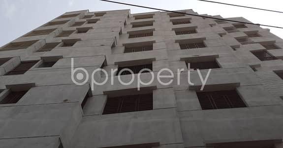 2 Bedroom Flat for Sale in Bakalia, Chattogram - An Adequate And Cozy Flat Is Ready For Sale At Dewan Bazar, Near Korbanigonj Masjid