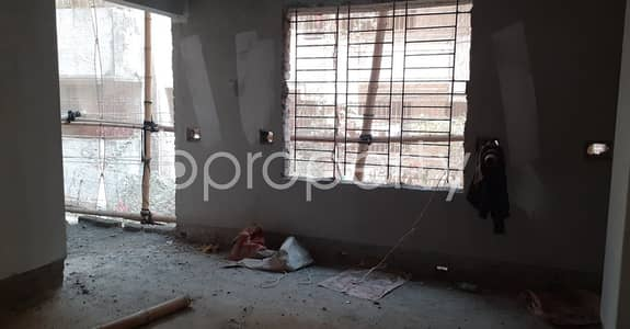 3 Bedroom Flat for Sale in Mirpur, Dhaka - Affordable 1320 Sq. ft Flat Up For Sale In Middle Monipur Beside To Baitur Rowshan Jame Masjid