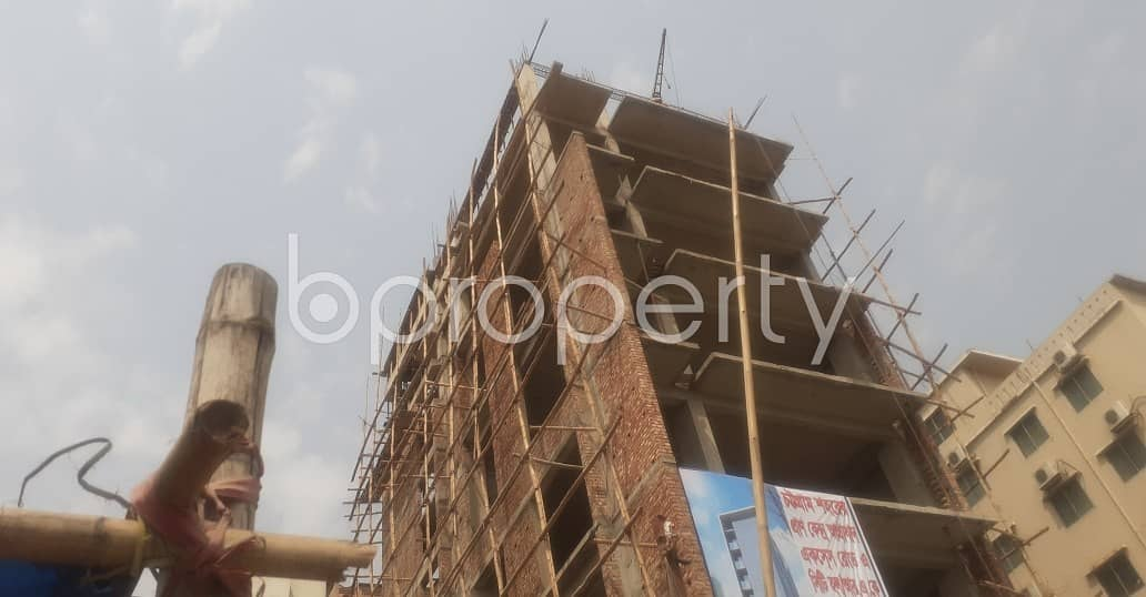 Visit This 1800 Sq Ft Commercial Property For Rent At Halishahar.