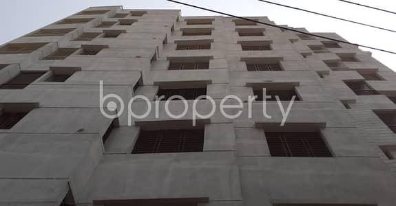 3 Bedroom Apartment for Sale in Bakalia, Chattogram - Close To Korbanigonj Masjid, At Dewan Bazar A 1250 Sq. Ft Residential Apartment For Sale.