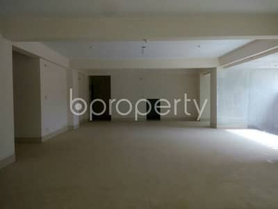 Office for Rent in Aftab Nagar, Dhaka - In Aftab Nagar This 1450 Sq. Ft Office Space Is Up For Rent.