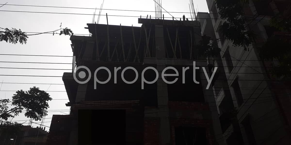Apartment At Bashundhara R-a Near Basundhara Residential Area Puja Mondop Is Up For Sale
