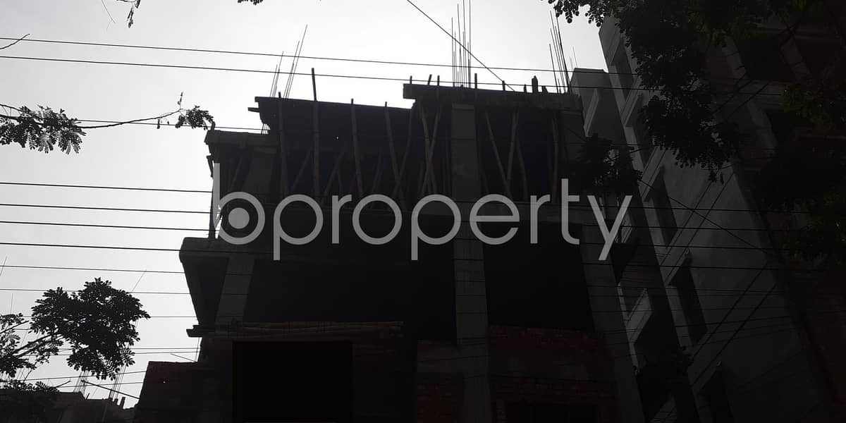 Flat At Bashundhara R-a Near Basundhara Residential Area Puja Mondop Is Up For Sale