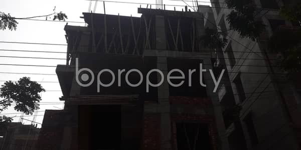 This 1500 Sq. Ft Apartment At Bashundhara R-a, Near Basundhara Residential Area Puja Mondop Is Up For Sale
