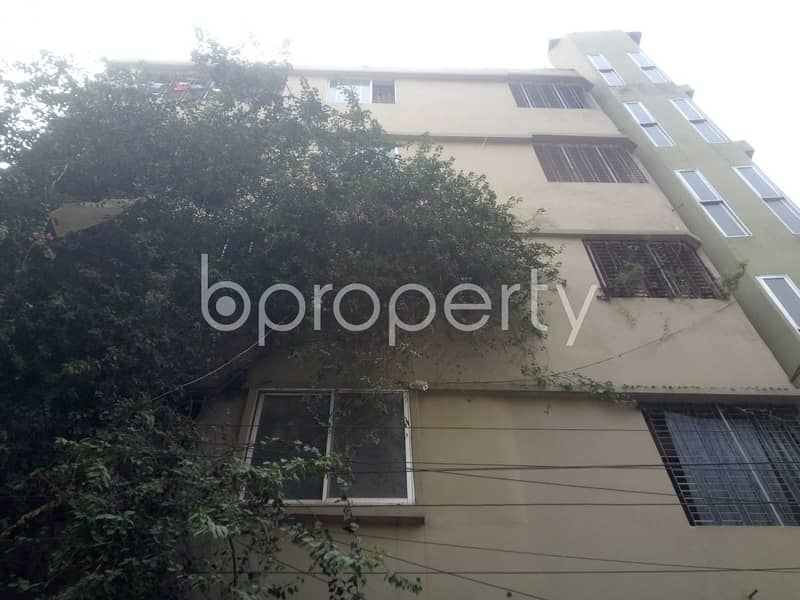 1000 Sq. ft Office Space Is For Rent In Tikatuli .
