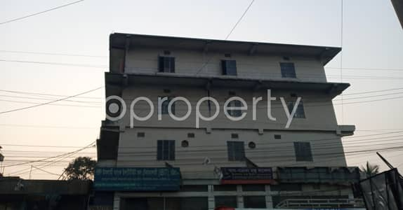 ভাড়ার জন্য এর অফিস - ৭ নং পশ্চিম ষোলশহর ওয়ার্ড, চিটাগাং - 700 Sq Ft Commercial Office Is Ready To Rent At Hamjarbag