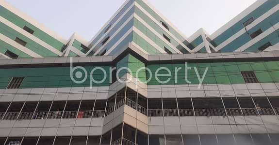 ভাড়ার জন্য এর দোকান - ডাবল মুরিং, চিটাগাং - Evaluate This Commercial Floor Of 320 Sq Ft For Rent In Agrabad Access Road