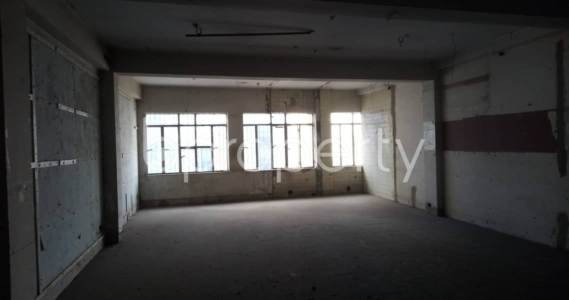 Full Commercial Building With Land Is For Sale In Dilkusha Commercial Area.