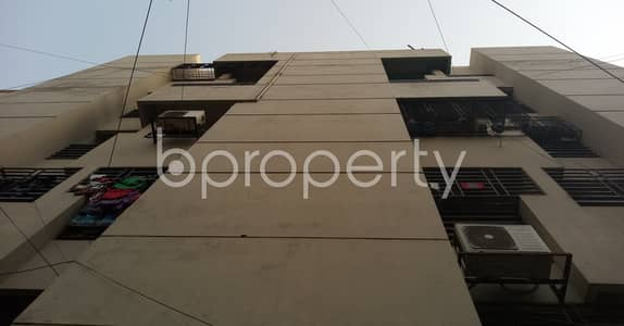 We Present This To You A Perfectly Designed Apartment Of 1855 Sq Ft In Uttara -4, For Sale