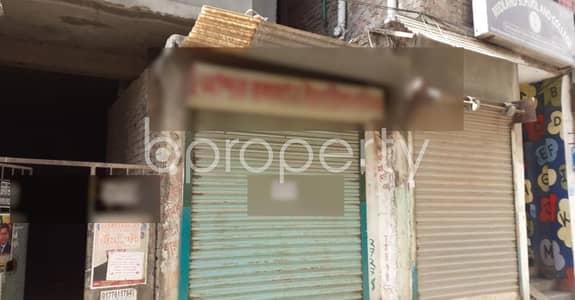 Shop for Rent in Dhanmondi, Dhaka - 100 Sq Ft Commercial Shop Is Up For Rent In West Dhanmondi