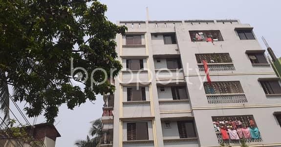 2 Bedroom Apartment for Rent in Halishahar, Chattogram - A Ready 600 Sq. ft -2 Bedroom Apartment For Rent In The Location Of Halishahar Road