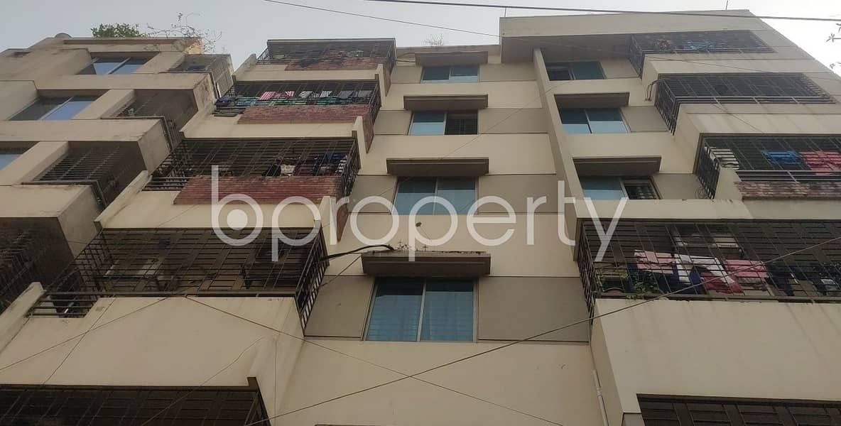 This 965 Sq. Ft Flat In Kathalbagan Close To Green Life Medical College Hospital With A Convenient Price Is Up For Sale