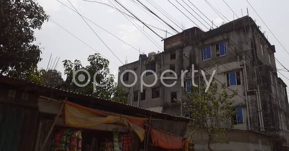 2 Bedroom Flat for Rent in Halishahar, Chattogram - Next To Rabeya Basri Girls High School This Ready And Comfortable Apartment Is Up For Rent At Sabujbag .