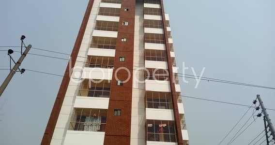 4 Bedroom Flat for Rent in Bashundhara R-A, Dhaka - Make This Your New Home Which Is Up For Rent In Bashundhara R-a, Covering 2500 Sq Ft Space