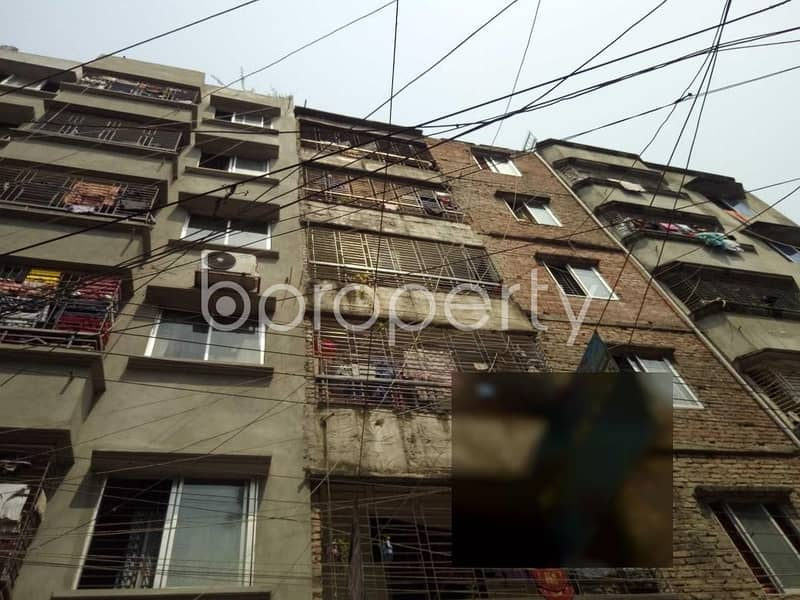 Grab This Strongly Constructed 150 Sq Ft Shop Available To Rent In Mirpur, Section 12