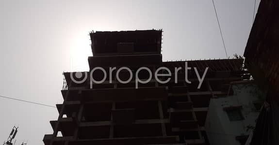 4 Bedroom Flat for Sale in Dhanmondi, Dhaka - 1900 Square Feet Large Residential Apartment For Sale Close To West Dhanmondi Jame Masjid