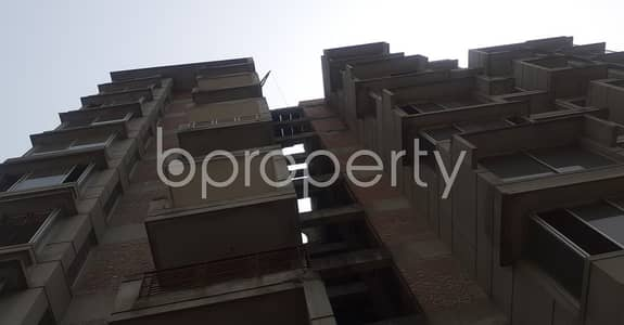 3 Bedroom Apartment for Sale in Badda, Dhaka - For Selling Purpose This 1925 Sq. Ft Flat Is Now Vacant In Vatara Near To Ummahatul Muminin Masjid.