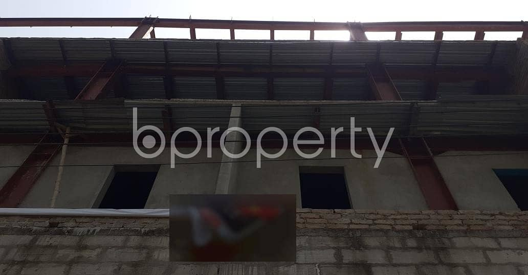 1300 Square Feet Large Shop Space Available In Bashundhara Near To Evercare Hospital.