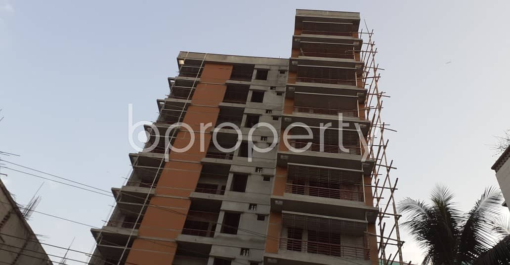 1500 Sq. Ft Residential Apartment For Sale At Joydebpur Next To Jorpukur Jame Masjid.