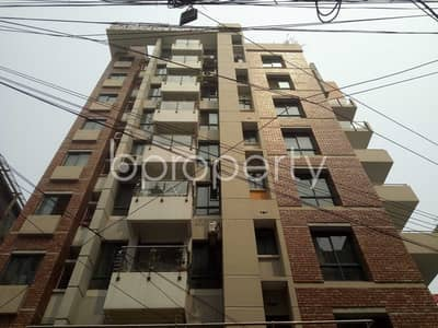 3 Bedroom Flat for Rent in Banani, Dhaka - Rent This Residence In Banani With Satisfactory Price.