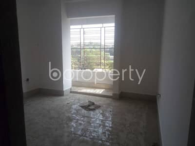 3 Bedroom Flat for Sale in Kotwali, Chattogram - 1050 SQ FT flat is now available for sale nearby Kotwali in Kotwali Jame Masjid