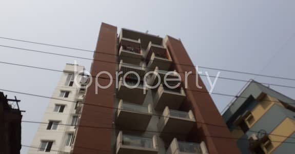 3 Bedroom Flat for Sale in Dhanmondi, Dhaka - Spaciously Designed And Strongly Structured This 1550 Sq. Ft Apartment Is Now Vacant For Sale In West Dhanmondi and Shangkar