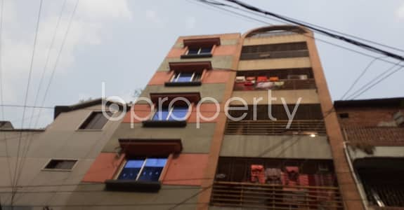 2 Bedroom Apartment for Rent in Lalmatia, Dhaka - An Apartment Of 800 Sq. Ft Is Up To Rent In Lalmatia Near By City Hospital & Diagnostic Center.