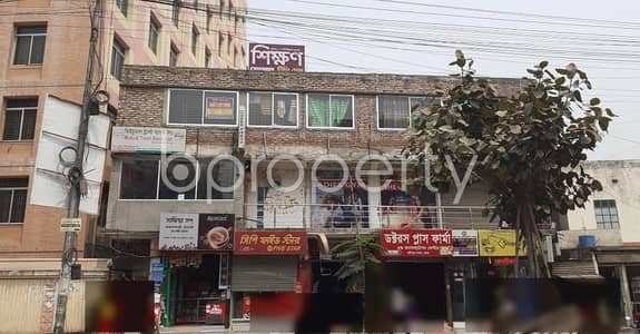 Office for Rent in Mirpur, Dhaka - 700 Square Ft Office Space Is For Rent At West Monipur.