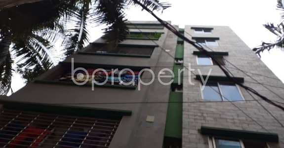 2 Bedroom Flat for Rent in Lalmatia, Dhaka - Your Desired Large 2 Bedroom Home In Lalmatia Next To City Hospital & Diagnostic Center Is Now Vacant For Rent