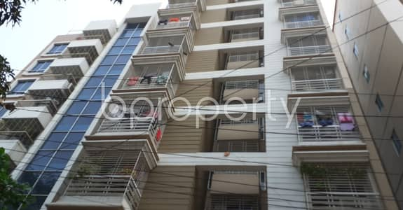 3 Bedroom Flat for Rent in Lalmatia, Dhaka - Great Location! Check Out This 1500 Square Feet Large Flat For Rent In Lalmatia