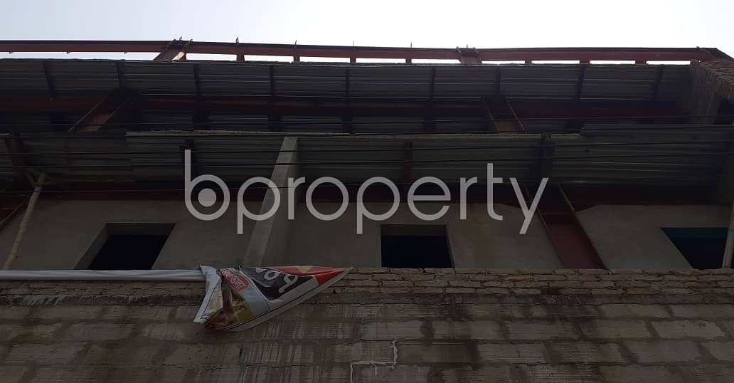 300 Square Feet Shop Space Available In Block A , Bashundhara R-A