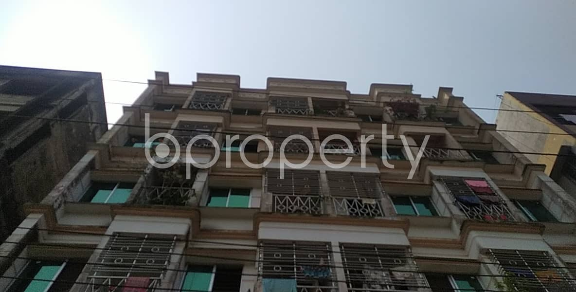 For Selling Purpose This Flat Is Now Vacant In Chattogram DOHS.
