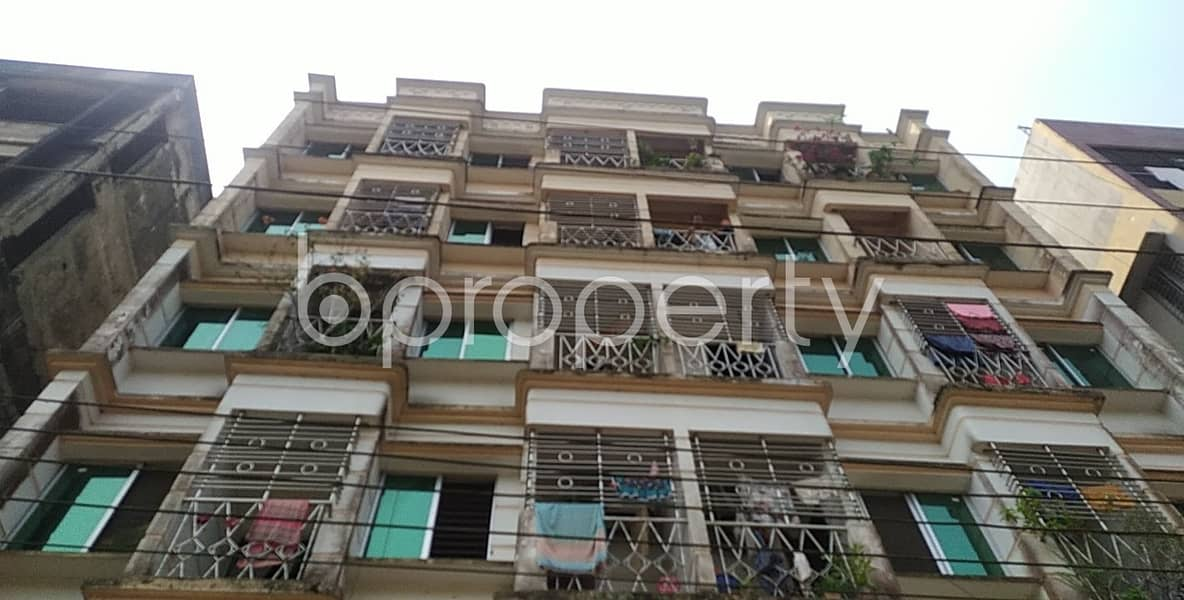 Attention Home Finders! A 1400 Sq. ft Flat Is Up For Sale At Chattogram DOHS.
