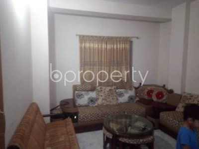 3 Bedroom Apartment for Sale in Sutrapur, Dhaka - Tastefully Designed This 1350 Sq. Ft Apartment Is Now Vacant For Sale In Narinda.