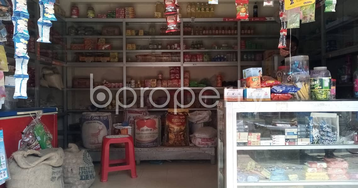 120 Sq Ft Ready Commercial Shop Is To Rent At Shitol Jhorna R/A.