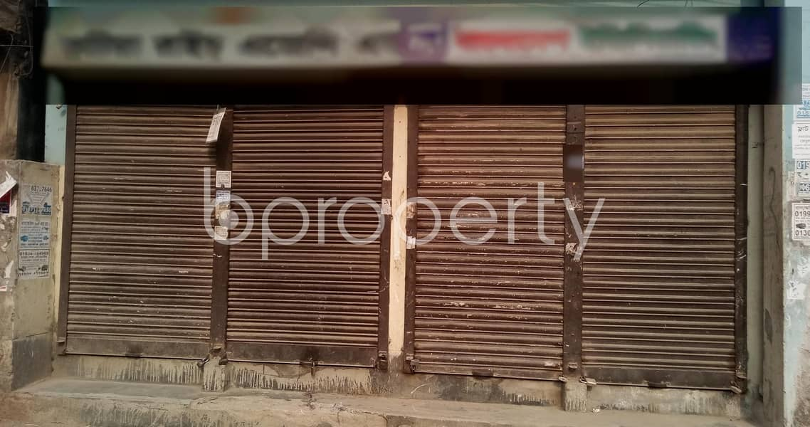 Commercial Shop Of 75 Sq Ft Is Ready To Rent At Mirpur